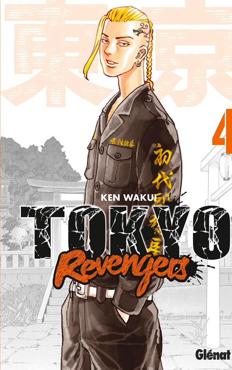 TOKYO REVENGERS -  (FRENCH V.) 04
