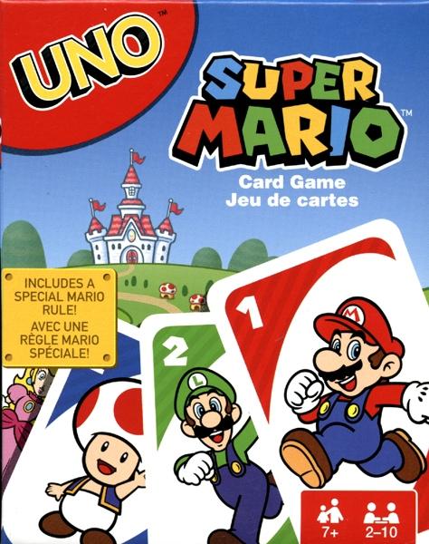 UNO -  SUPER MARIO