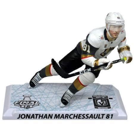 VEGAS GOLDEN KNIGHTS -  JONATHAN MARCHESSAULT #81 FIGURE (6