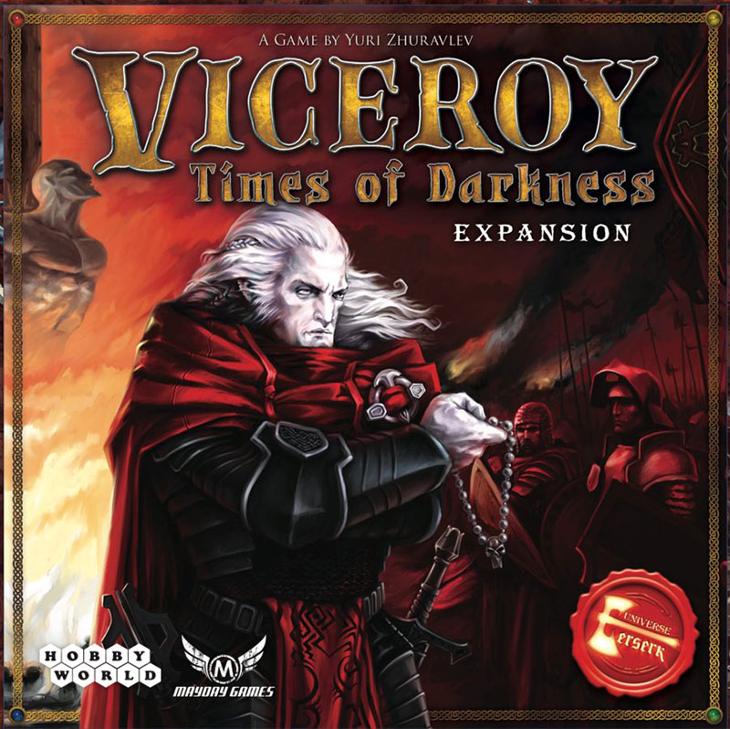 VICEROY (ENGLISH) -  TIMES OF DARKNESS