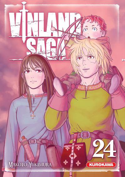 VINLAND SAGA -  (FRENCH V.) 24