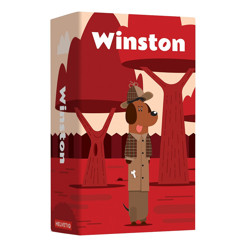WINSTON (MULTILINGUAL)