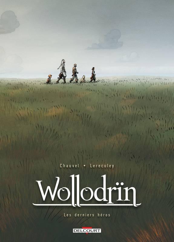 WOLLODRIN -  COFFRET LES DERNIERS HEROS TOME 09 & 10