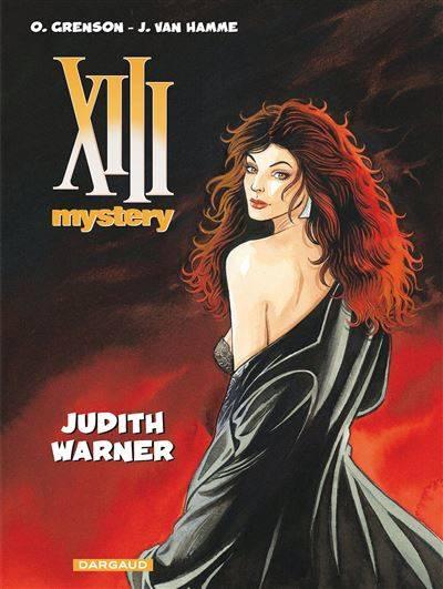 XIII -  JUDITH WARNER -  XIII MYSTERY 13