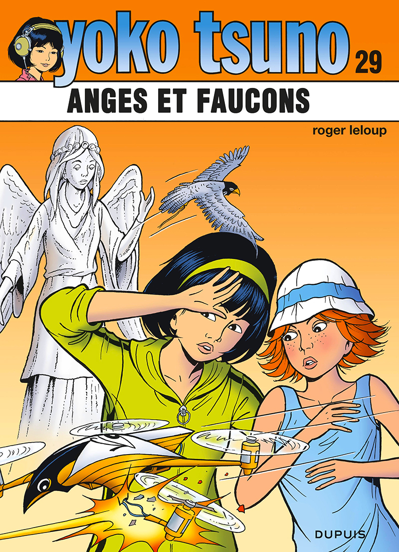 YOKO TSUNO -  ANGES ET FAUCONS 29