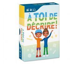 À TOI DE DÉCRIRE! (FRENCH)