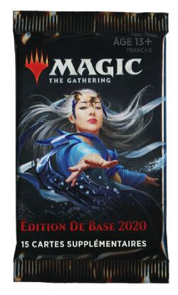 ÉDITION DE BASE 2020 -  BOOSTER PACK (P15/B36) (FRENCH EDITION)