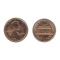 1-CENT -  2004 1-CENT -  2004 UNITED STATES COINS