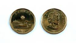 1-DOLLAR -  2018 CLASSIC 1-DOLLAR - BRILLIANT UNCIRCULATED (BU) -  2018 CANADIAN COINS
