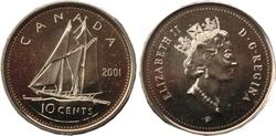 10-CENT -  2001