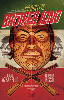 100 BULLETS -  USED BOOK - BROTHER LONO TP (ENGLISH)