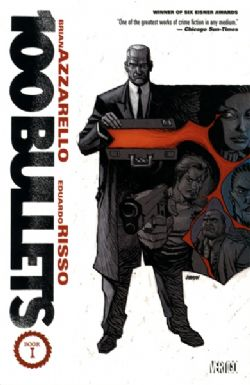 100 BULLETS -  USED BOOKS - BUNDLE TOMES 1 AND 2 (ENGLISH)