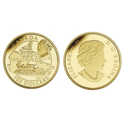 100 DOLLARS -  200TH ANNIVERSARY OF THE BIRTH OF SIR JOHN A. MACDONALD -  2015 CANADIAN COINS 40