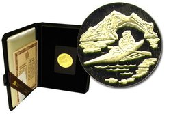 100 DOLLARS -  ARCTIC TERRITORIES -  1980 CANADIAN COINS 05