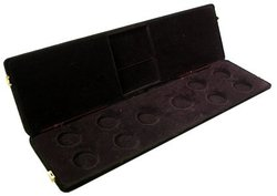 100 DOLLARS -  EMPTY CASE FOR 14-22 KARATS GOLD 100-DOLLAR SERIES -  1976-DATE CANADIAN COINS