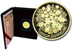 100 DOLLARS -  SILVER JUBILEE ELIZABETH II -  1977 CANADIAN COINS 02
