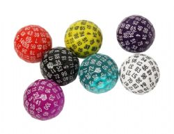 100 SIDED DICE