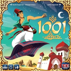 1001 -  1001 (MULTILINGUAL)