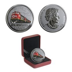 100TH ANNIVERSARY OF CN -  2019 CANADIAN COINS