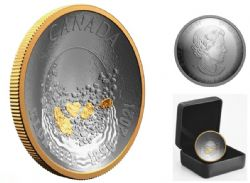 125TH ANNIVERSARY OF THE KLONDIKE GOLD RUSH: PANNING FOR GOLD -  2021 CANADIAN COINS