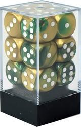 12D6, GREEN-PURPLE/GOLD -  GEMINI