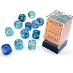 12D6, OCEANIC WITH GOLD -  NEBULA