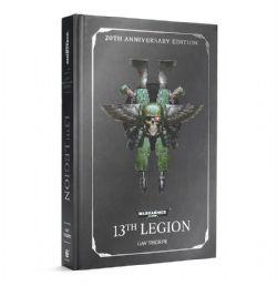 13TH LEGION - 20TH ANNIVERSARY EDITION (ENGLISH)