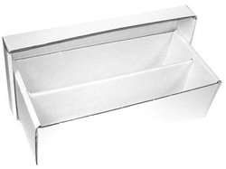 1600 COUNT CARDBOARD BOX (15.5 X 7 INCHES) **LIMIT OF 3 PER CUSTOMER*