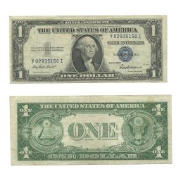 1935 -  1 DOLLAR  OF THE UNITED STATES (VF)