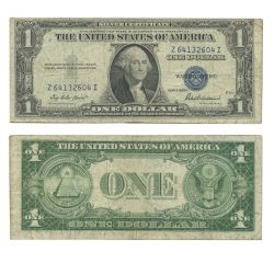 1935 -  1 DOLLAR  OF THE UNITED STATES (VG)