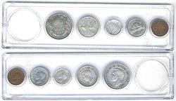 1942 CIRCULATION COIN SET