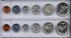 1953-79 -  1952 CIRCULATION COIN SET