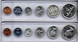 1953-79 -  1953 CIRCULATION COIN SET