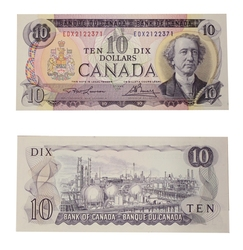 1971 -  1971 10-DOLLAR NOTE, LAWSON/BOUEY (UNC)