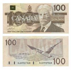 1988 -  1988 100-DOLLAR NOTE, THIESSEN/CROW (F)
