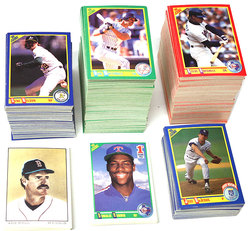 1990 BASEBALL -  SCORE COMPLETE SET (705 CARDS)