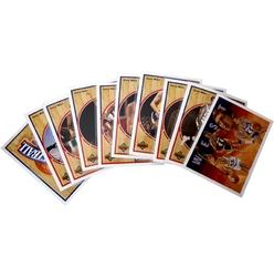 1991-92 BASKETBALL -  BASKETBALL JOHN WEST HEROES SET (11 CARDS)
