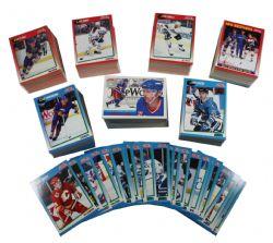 1991-92 HOCKEY -  SCORE CANADIEN ANGLAIS (660 CARDS)