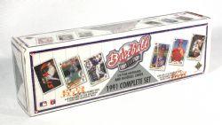 1991 BASEBALL -  UPPER DECK FACTORY SET (800 CARDS)