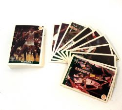 1991 BASKETBALL -  FRONT ROW SET (50 CARDS)