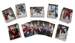 1994-95 HOCKEY -  PINNACLE (540 CARDS)