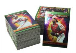 1994 BASEBALL -  TOPPS FINEST SET SERIE 1 (220 CARDS)