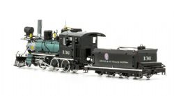 2-6-0 LOCOMOTIVE