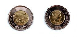 2-DOLLAR -  2018 CLASSIC 2-DOLLAR - BRILLIANT UNCIRCULATED (BU) -  2018 CANADIAN COINS