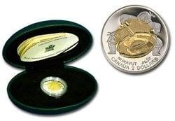 2 DOLLARS -  NUNAVUT -  1999 CANADIAN COINS