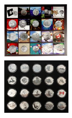 20$ FOR 20$ / 25$ FOR 25$ -  2011-2016 Collector Set -  2011-2016 CANADIAN COINS