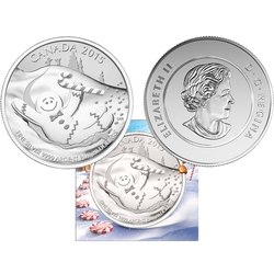 20$ FOR 20$ -  GINGERBREAD MAN -  2015 CANADIAN COINS 18