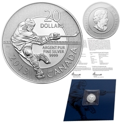 20$ FOR 20$ -  HOCKEY -  2013 CANADIAN COINS 07
