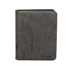 20-PAGE PORTFOLIO -  20 PAGES SUEDE PRO-BINDER THAT HOLDS 360 CARDS