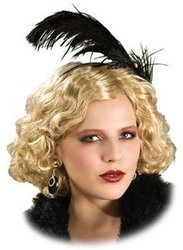 20'S -  FLAPPER HEADPIECE